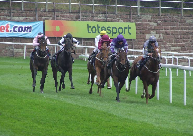 Book a taxi to Chester Races